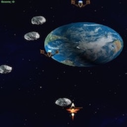 Space Shooter Fight