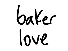 Baking sticker pack, dessert stickers for iMessage