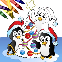 Christmas Coloring Book!