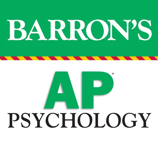 Barron's AP Psychology Flash Cards icon