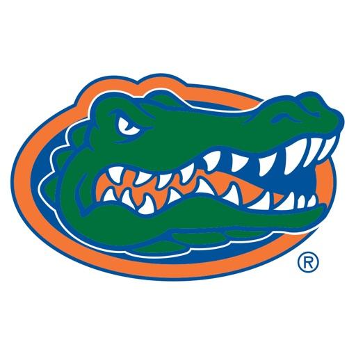 University of Florida Gators Stickers for iMessage