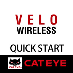 CatEye VELO Wireless+ Computer Quick Start