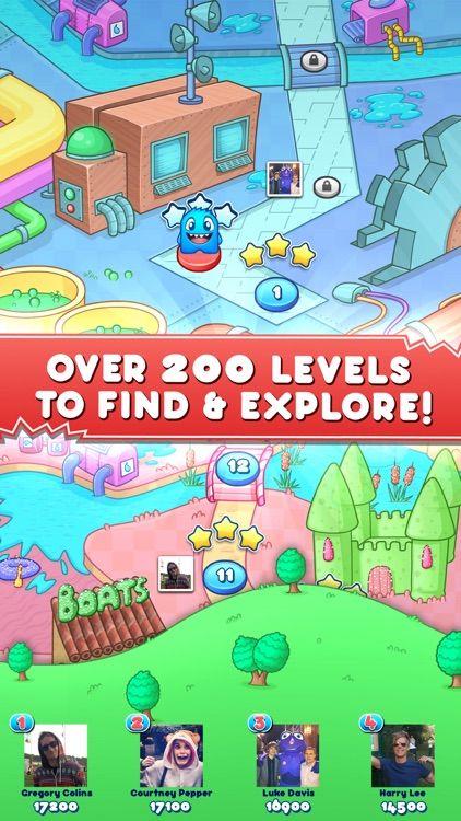 Monster Mania screenshot-2