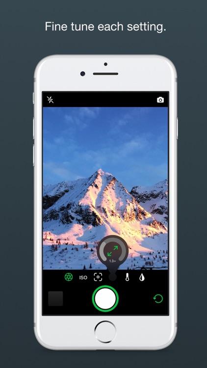 Iris - Pro Camera Control