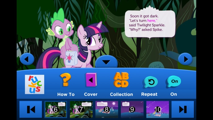 My Little Pony: Things That Go Bump in the Night screenshot-2