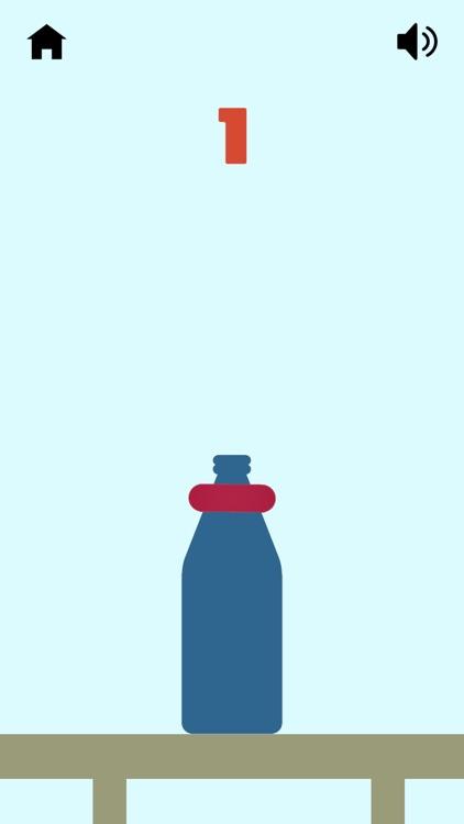 Bottle Ring Toss