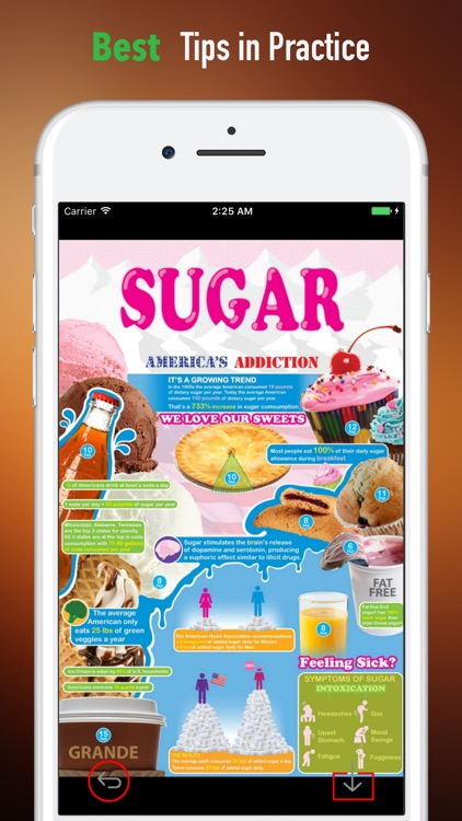 Overcoming Sugar Addiction Self Help Handbook screenshot-3