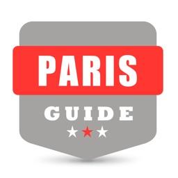巴黎自由行地图 巴黎离线地图 巴黎地铁 巴黎火车 巴黎地图 巴黎旅游指南 Paris metro map offline 欧洲法国巴黎攻略