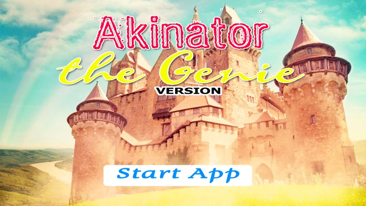 App Guide for Akinator the Genie