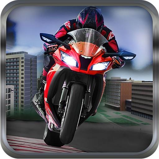Ultimate Motobike Highway Racing