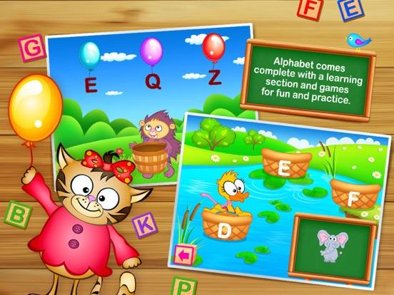 Screenshot 1 For 123 Kids Fun GAMES