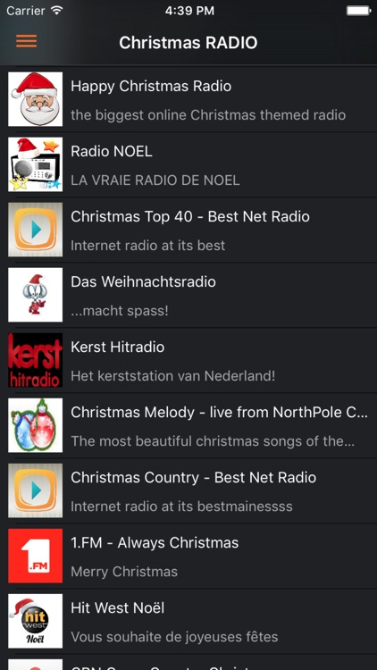 Christmas RADIO - Musics & Songs for XMAS screenshot-3