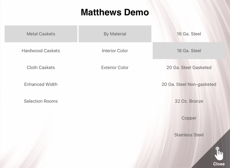 Matthews Aurora Funeral Solutions Catalog screenshot-1