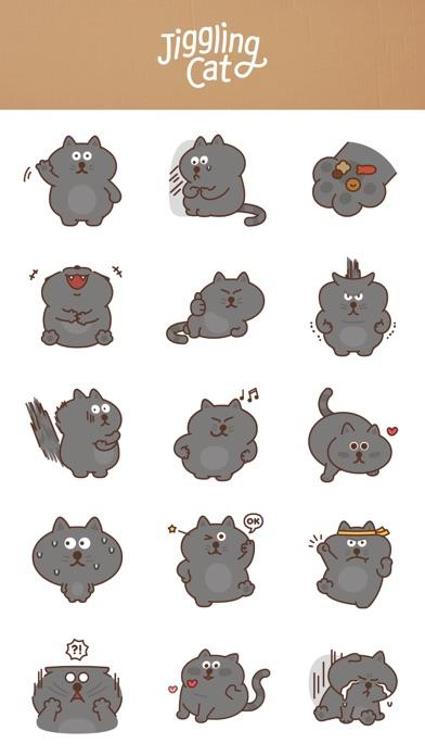 Jiggling Catのおすすめ画像2