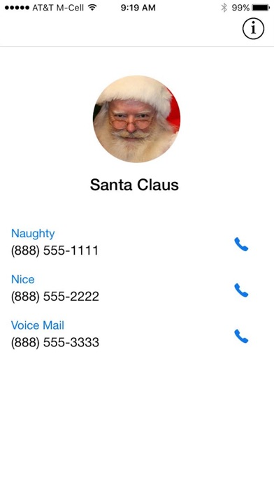 Video Calls With Santa review screenshots