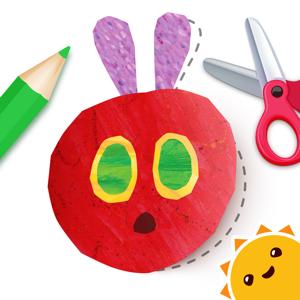 The Very Hungry Caterpillar - Creative Play app