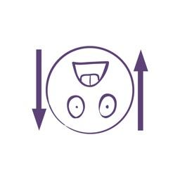 Upside Down Emoji