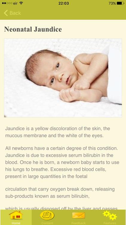Symptoms Of Jaundice screenshot-4