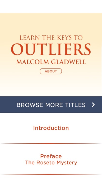 Outliers by Malcolm Gladwell Meditations Audiobook