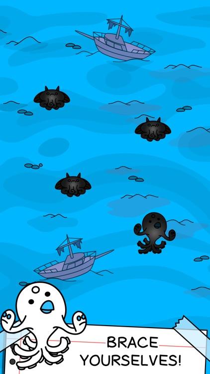 Octopus Evolution | Deep Sea Mutants Clicker Game