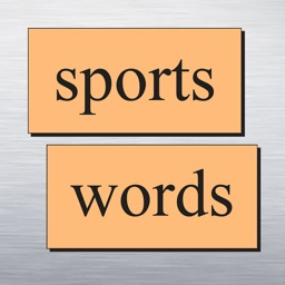 fridge words Sports Sticker Pack
