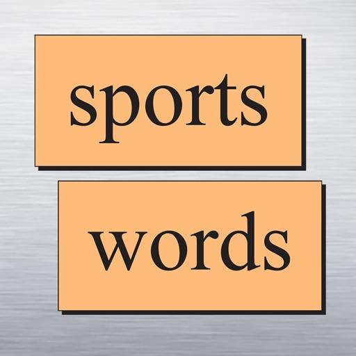fridge words Sports Sticker Pack