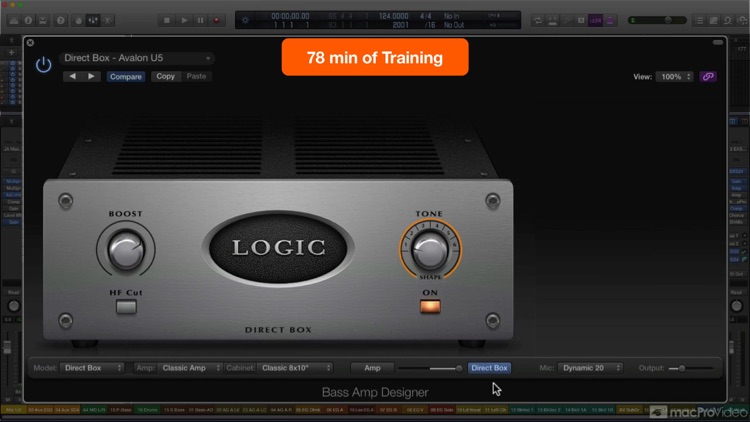 FastTrack™ For Logic Pro Distortion FX screenshot-4