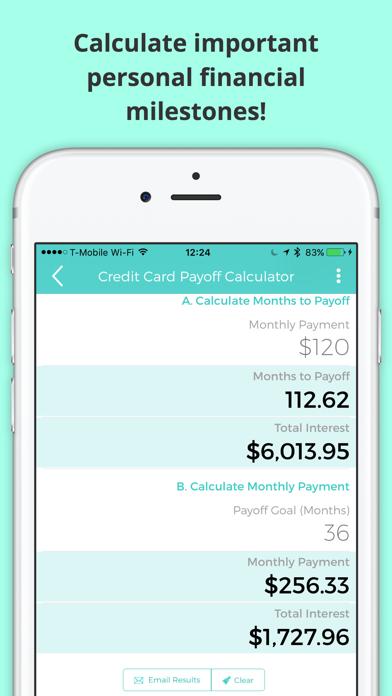 Financial Calculator - Margin, Amortization, Lease-3