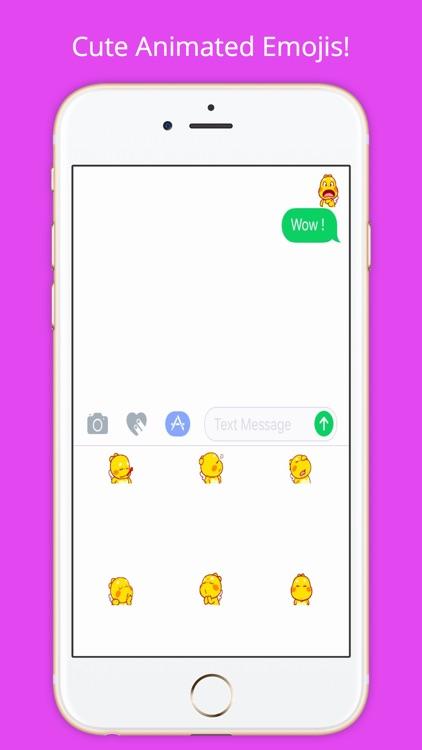 Cute Emoji By CharmPosh screenshot-3