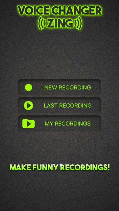 Voice Changer Effects Audio Prank Recorder