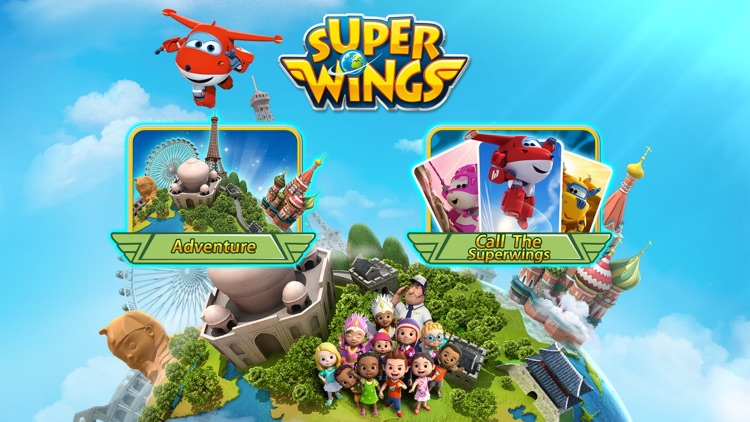 Superwings - global journey(HD) screenshot-2