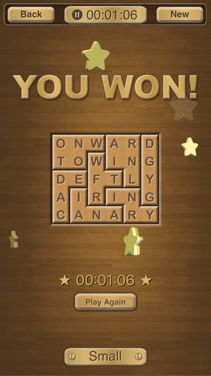 Word Jigsaw: A Jigsaw Puzzle for Word Game Lovers! screenshot-4