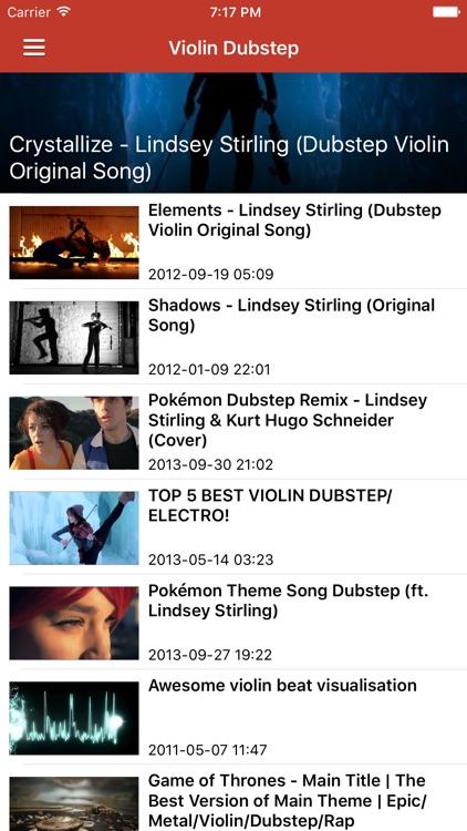 Dubstep Music & Songs Pro screenshot-4
