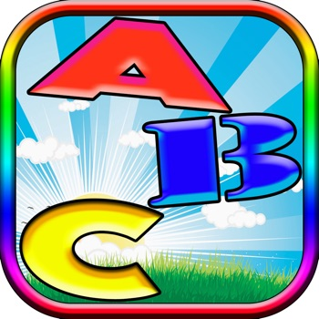 glow coloring learn abcs