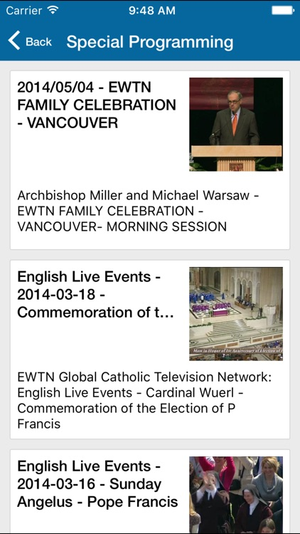 EWTN screenshot-3