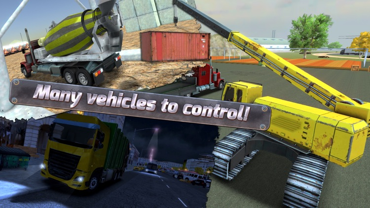 Extreme Trucks Simulator screenshot-4
