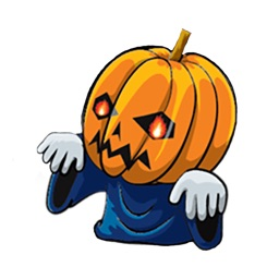 Halloween Party Stickers for iMessage