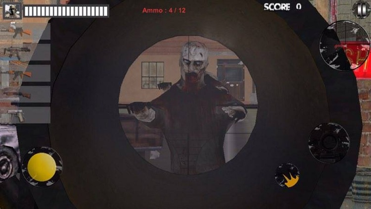 The Dead Trigger Stupid Zombie Highway apocalypse screenshot-3