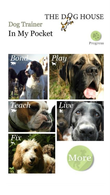 Dog Trainer in Your Pocket