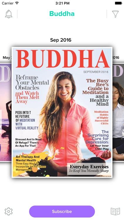 Buddha Magazine