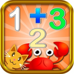 QCat - Toddler's Count 123 Number & Math learning Games (free)