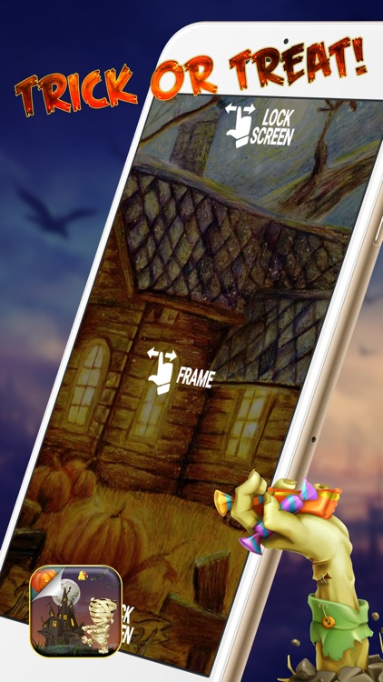 Halloween Home Screen Themes screenshot-3