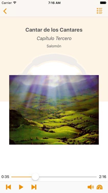 Cantar de los Cantares - Audiolibro