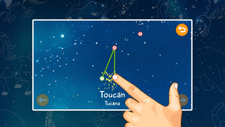 Connect the stars for kids - Free screenshot-3