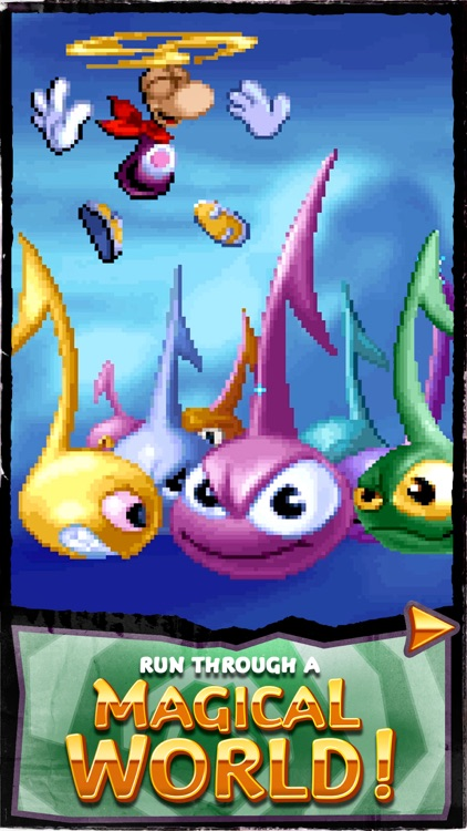 Rayman Classic screenshot-3