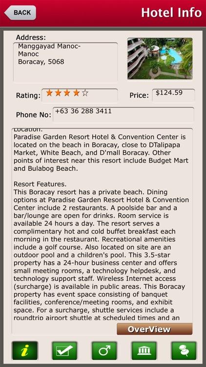 Borracay Island Offline Travel Guide screenshot-4