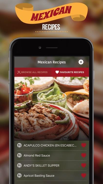 Mexican Recipes **
