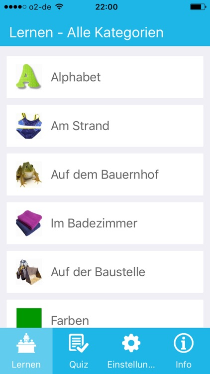 Learn to speak german language screenshot-4