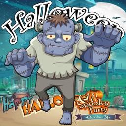 Zombie Halloween Jigsaw Puzzle