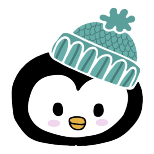 Cute Animal Stickers For iMessage